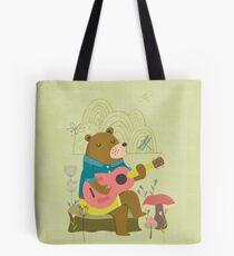 Happy Bear Day Tote Bag