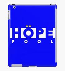 Sport Fool iPad Case/Skin