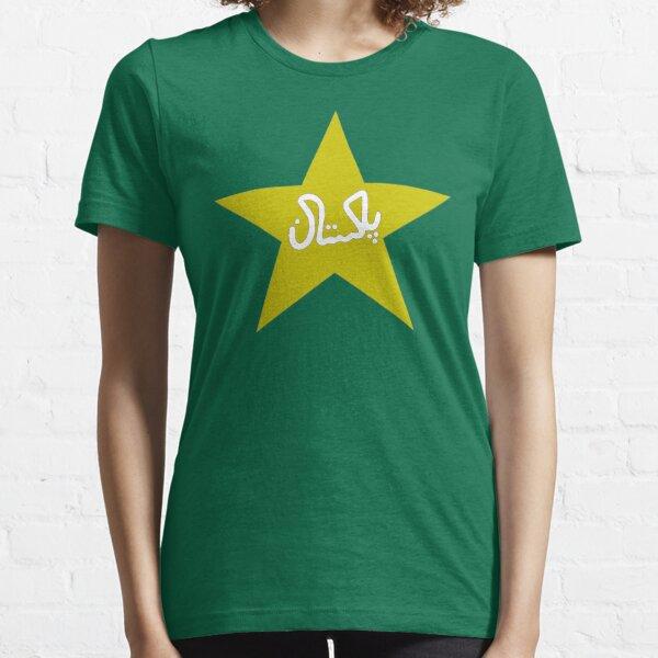 Pakistan national cricket team logo Essential T-Shirt