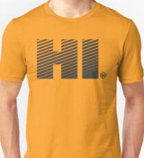 Hello Slim Fit T-Shirt