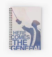 George Washington - Hier kommt der General Spiralblock