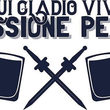 Qui Gladio Vivt... by CapnAlfie