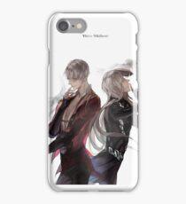 Yuri!!! On ice - Viktor Nikiforov iPhone Case/Skin