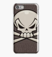 Skull and Crossbones iPhone Case/Skin