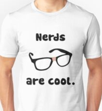 Nerds are cool Unisex T-Shirt