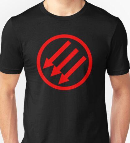 anti-fascist circle T-Shirt