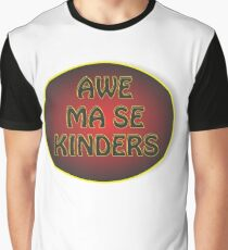 AFRIKAANS Graphic T-Shirt