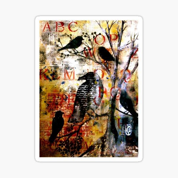 Crow... Sticker