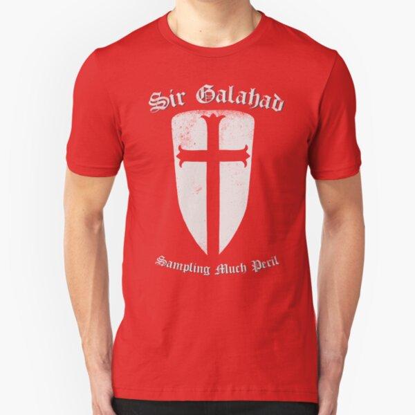 Sampling Much Peril Slim Fit T-Shirt