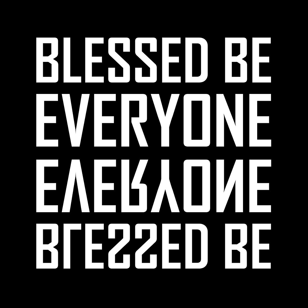 Blessed Be by Jay Hulme