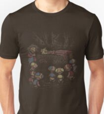 Kiss of the Plumber Prince Slim Fit T-Shirt
