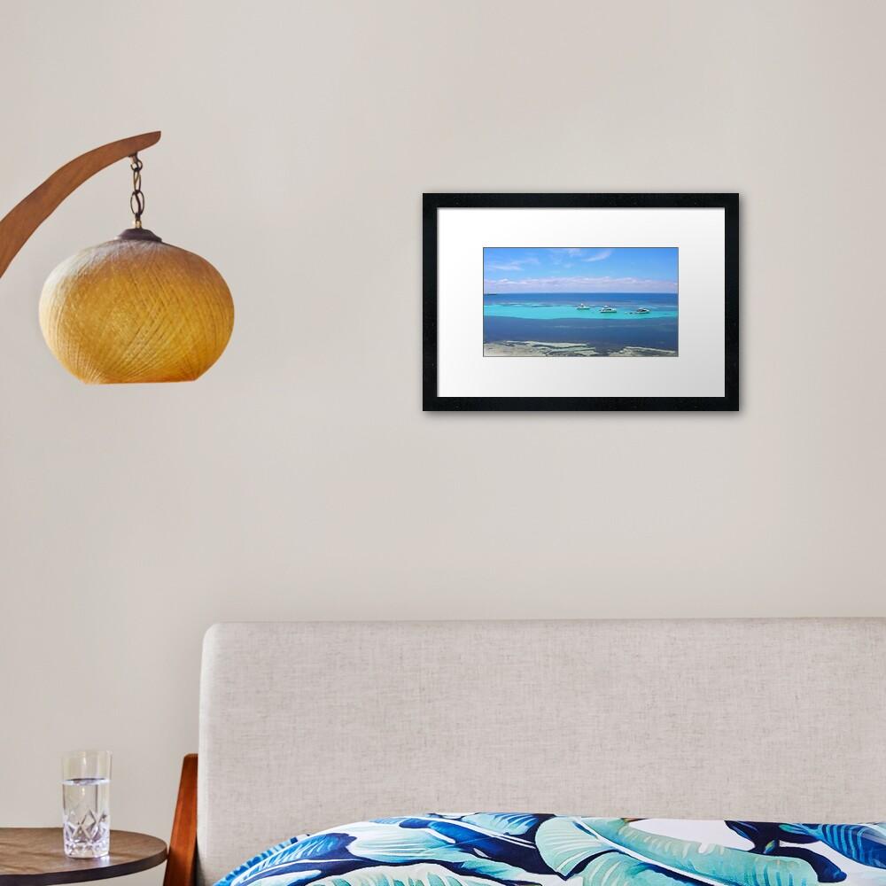 Rottnest Framed Art Print