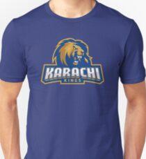 Karachi Kings cricket logo T-Shirt
