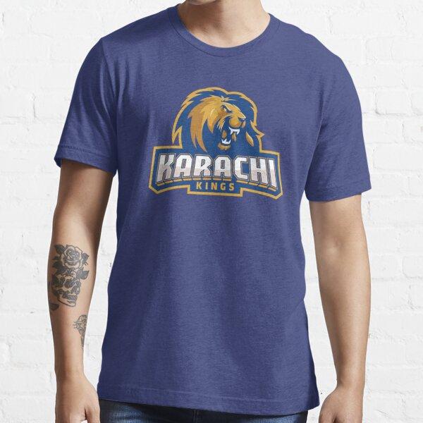 Karachi Kings cricket logo Essential T-Shirt