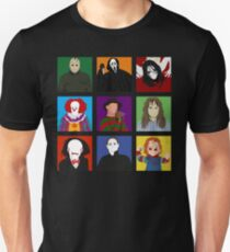 Halloween Impression Board Unisex T-Shirt