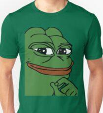 Smug Pepe (Highest Resolution) T-Shirt