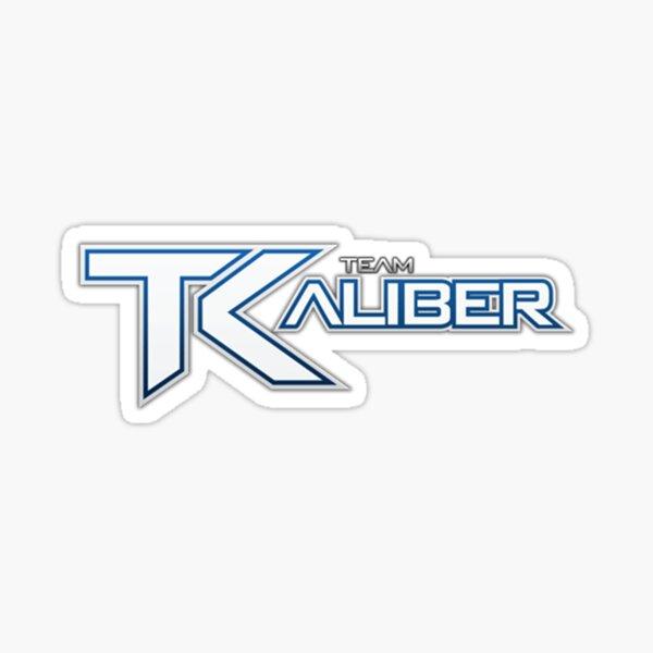 Team Kaliber Stickers | Redbubble