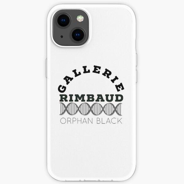 Gallerie Rimbaud // Felix Dawkins // Orphan Black iPhone Soft Case