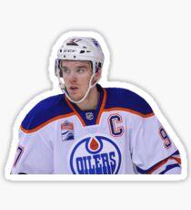 Connor McDavid Sticker  Sticker