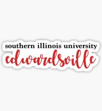 southern illinois university edwardsville Sticker