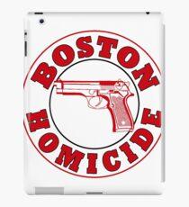 Boston Homicide - Rizzoli And Isles | Baseball Sleeve iPad Case/Skin