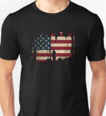 Justice 2017 (USA) Unisex T-Shirt