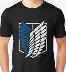 Shingeki no kyojin logo T-Shirt