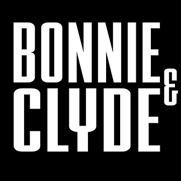 Bonnie And Clyde by movie-shirts