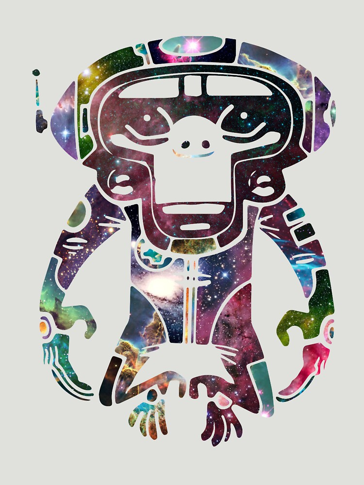 Space Monkeyz Celestial Graphic | Unisex T-Shirt