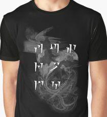 Fus Ro Dah - Smoke and Haze Graphic T-Shirt