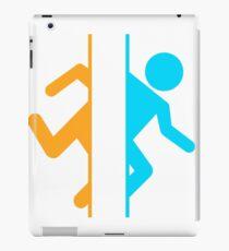 Thinking with Portals iPad Case/Skin