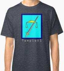 TempleOS Text Logo Classic T-Shirt