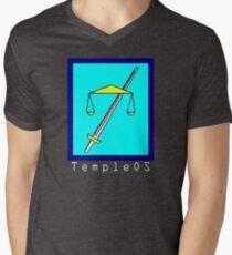 TempleOS Text Logo T-Shirt