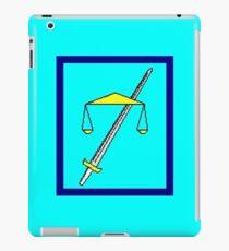 TempleOS Sticker iPad Case/Skin