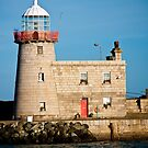 Big Howth Lighthouse by Rae Tucker