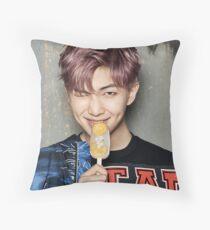 You Never Walk Alone, Rapmon Throw Pillow