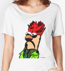 Color Beaker Muppets Fanart by JTownsend Women's Relaxed Fit T-Shirt