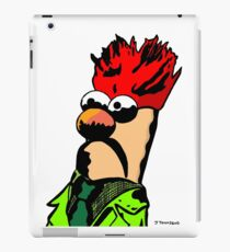 Color Beaker Muppets Fanart by JTownsend iPad Case/Skin