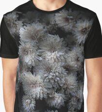 Backyard Flowers 29 Color Version Graphic T-Shirt