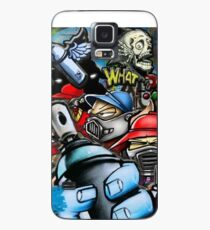 ContraBrand - Hip Hop Graffiti  Case/Skin for Samsung Galaxy