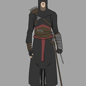 Dark Altair by Rgromek