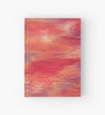 Sunset on Water Hardcover Journal