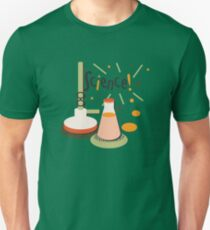 Bunsen and Beaker Unisex T-Shirt