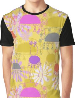 fancy chairs with spirals and tassels Graphic T-Shirt