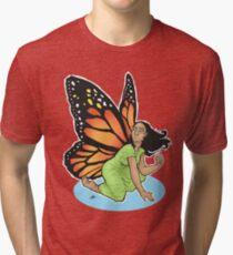 Y Seguiré Volando - no text Tri-blend T-Shirt