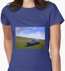 Mox on the Moor Women's Fitted T-Shirt