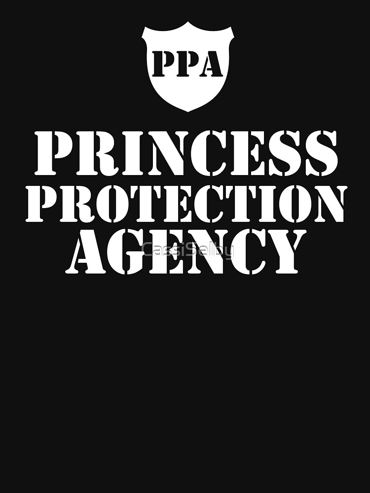 PPA - Prinzessin Protection Agency von CassiSelby