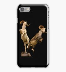 Leaping Rams iPhone Case/Skin