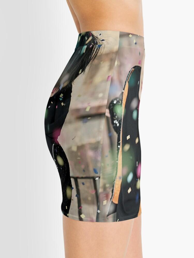 Alternate view of Suga / You Never Walk Alone Mini Skirt