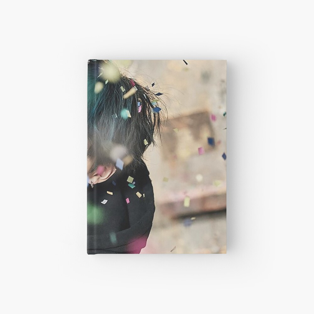 Suga / You Never Walk Alone Hardcover Journal